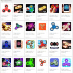 Fidget Spinner Apps para Android
