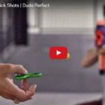 Vídeo de Dude Perfect con Spinners disparando trucos (+20 Millones Visitas)